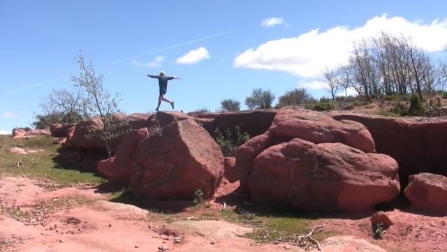 Ruta Trail Running minimalista en Tiermes (Soria)