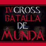 Encuentro Minimalista en Montilla: IV Cross Batalla de Munda 2016